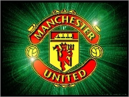�wiat�o, Manchester United, Herb, Zielone